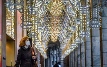 Η Ευρώπη αντιμέτωπη με τα Χριστούγεννα του κορονοϊού