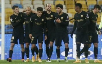 Champions League: Μπαρτσελόνα και Γιουβέντους προκρίθηκαν στους «16»