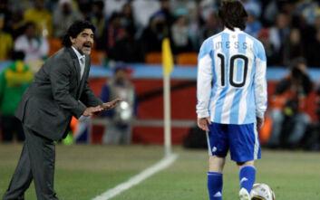 Μαραντόνα και Μέσι: Το γκολ σπάνιας ομοιότητας που πέτυχε ο Αργεντίνος απέναντι στην Οσασούνα