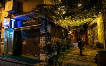 Καθολικό lockdown τα Σαββατοκύριακα στην Τουρκία με πλήρη απαγόρευση κυκλοφορίας - Ρεκόρ θανάτων για όγδοη ημέρα