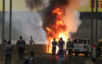 Halo: Τι είναι το σύστημα προστασίας που έσωσε τον Γκροζιάν από το σοκαριστικό ατύχημα στη Formula 1