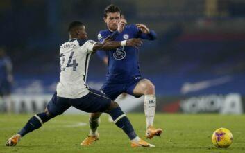Premier League: Ισόπαλο χωρίς γκολ το Τσέλσι - Τότεναμ