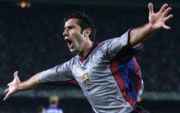 Όταν ο Φίγκο υπέγραψε σε δύο ομάδες και έπαιξε σε τρίτη
