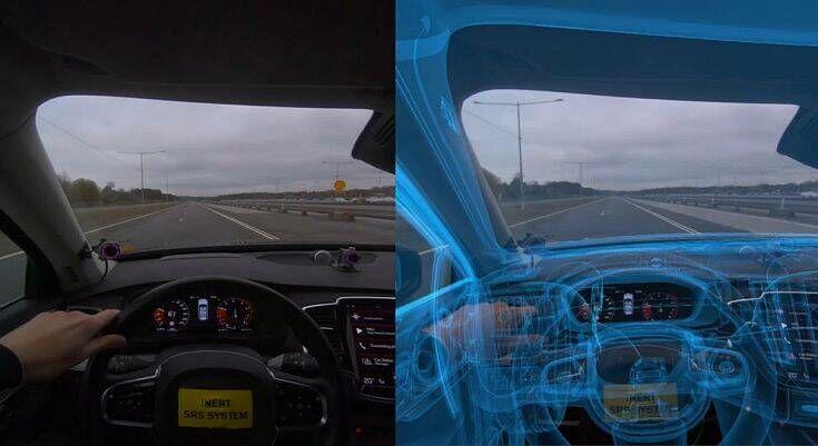 Volvo: Με τεχνολογία 3D Gaming κάνει πιο ασφαλή τα αυτοκίνητά της