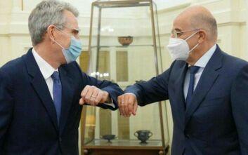 Ανατολική Μεσόγειος και οι σχέσεις Ελλάδας-ΗΠΑ στο προσκήνιο συνάντησης Δένδια-Πάιατ