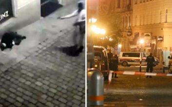 Η τρομοκρατία επέστρεψε στην Ευρώπη: Το μακελειό στη Βιέννη μέσα από σοκαριστικά βίντεο