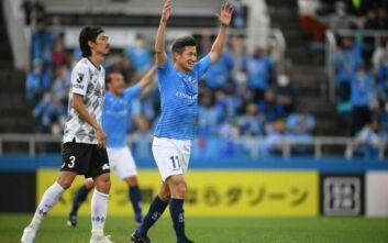 Έγραψε ιστορία ο Μιούρα – Αγωνίστηκε στην πρώτη κατηγορία της Ιαπωνίας σε ηλικία 53 ετών