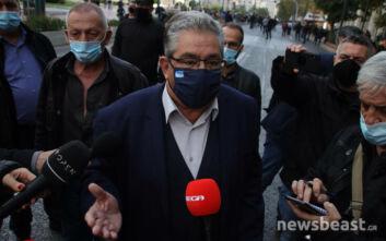 Πολυτεχνείο: Καταγγελίες ΚΚΕ για προσαγωγές και προπηλακισμούς βουλευτών
