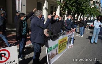 Απεργία σήμερα: Στο υπουργείο Υγείας η ΠΟΕΔΗΝ