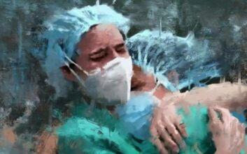 Έλενα Ράπτη: Ένα τεράστιο ευχαριστώ στο νοσηλευτικό προσωπικό που ήρθε να βοηθήσει εθελοντικά στη Θεσσαλονίκη