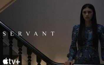 Servant: Νέο ανατριχιαστικό teaser για την 2η σεζόν της σειράς