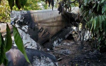 Αεροπλάνο που μετέφερε ναρκωτικά συνετρίβη σε ζούγκλα στη Γουατεμάλα