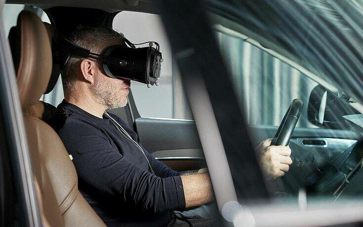 Με τεχνολογία 3D Gaming κάνει πιο ασφαλή τα αυτοκίνητά της – Newsbeast