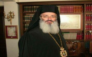 Μητροπολίτης Αλεξανδρουπόλεως: Κάποιοι πίστεψαν ότι είναι υπεράνθρωποι και άτρωτοι απέναντι στον κορονοϊό