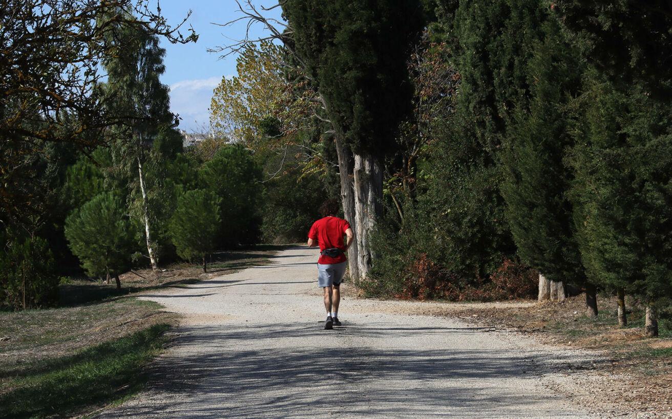 13033: Στείλε 6 και κάνε γυμναστική ή περπάτησε σε αυτά τα μέρη της Αττικής