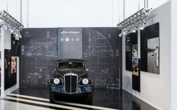 FCA Heritage Officine Classiche: Κέντρο ανακατασκευής κλασσικών οχημάτων του Γκρουπ Fiat
