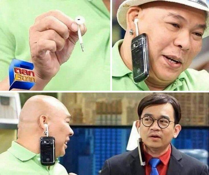 Τα πιο παράξενα μικρά και μεγάλα gadgets που έχεις δει