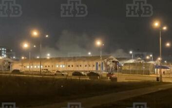 Έκρηξη σε νοσοκομείο αναφοράς κορονοϊού στη Ρωσία - Δεν υπήρξαν τραυματισμοί