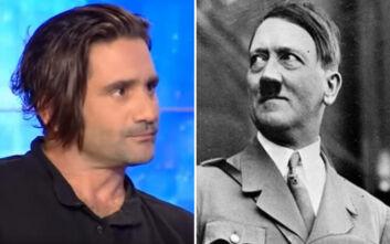 Οδυσσέας Παπασπηλιόπουλος: Με μεγάλη μου χαρά θα ενσάρκωνα τον Χίτλερ