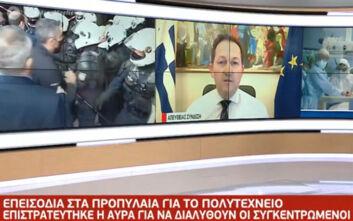 Πέτσας: Η αστυνομία έκανε αυτό που έπρεπε και δεν είχαμε γιορτή για τον κορονοϊό - Πώς θα γίνει η άρση του lockdown