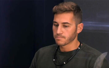 Big Brother: Ο Ζακ Ιωαννίδης θα μπει στο Μπλε Δωμάτιο και θα μιλήσει για τις τοξικές συμπεριφορές των συγκατοίκων