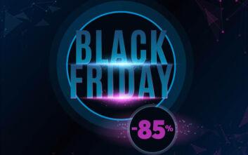 Black Friday με μοναδικές προσφορές έως -85% στη WIND