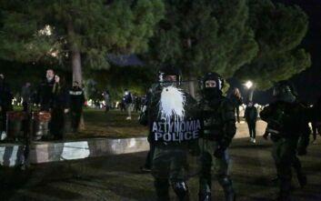 Θεσσαλονίκη: Μία σύλληψη για τα επεισόδια στη συγκέντρωση κατά του lockdown