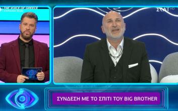 Big Brother: Ο Χρήστος Μακρίδης εξηγεί ότι αν δεν είχε στο πλάι του τον Πυργίδη θα είχε καταρρεύσει