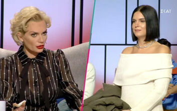 My Style Rocks: Τα «έχωσε» διακριτικά η Έλενα Χριστοπούλου στην Αρετή Λις - «Πάρ' το αλλιώς»