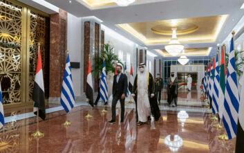 Στο Άμπου Ντάμπι ο Μητσοτάκης: Θα υπογράψει συμφωνίες για επενδύσεις και συνεργασία σε εξωτερική πολιτική - άμυνα