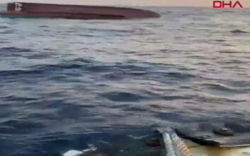 Σύγκρουση ελληνικού τάνκερ με τουρκικό ψαροκάικο στα Άδανα