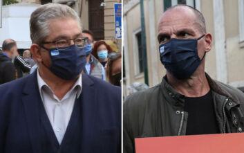 Οι πρώτες αντιδράσεις από ΜέΡΑ25 και ΚΚΕ για την παρέμβαση εισαγγελέα για το Πολυτεχνείο - Σκληρές ανακοινώσεις