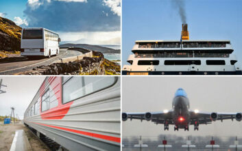 Ακύρωση εισιτηρίων λόγω lockdown: Τα δικαιώματα των επιβατών σε ΚΤΕΛ, πλοία, τρένα και αεροπλάνα