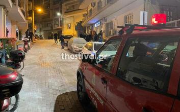 Θεσσαλονίκη: Επίθεση με βόμβες μολότοφ στο Αστυνομικό ΤμήμαστιςΣυκιές