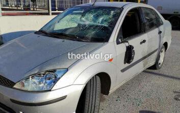 Σοκαριστικό σκηνικό στη Θεσσαλονίκη: Του έσπασαν το αυτοκίνητο και τον λήστεψαν γιατί είναι οπαδός άλλης ομάδας