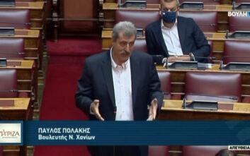 Παύλος Πολάκης: Σας προκαλώ, στήστε για εμένα και τον Ξανθό προανακριτική