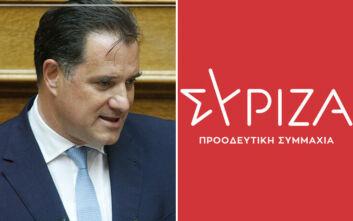 Η δήλωση Γεωργιάδη για το άνοιγμα του τουρισμού στη Ελλάδα και τον κορονοϊό και η αντίδραση ΣΥΡΙΖΑ