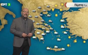 Προειδοποίηση Αρναούτογλου για καιρό: Έρχεται κρύο - Θα βρέχει για δέκα μέρες