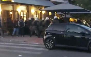Η επίσημη τοποθέτηση της ΕΛ.ΑΣ. για τις καταγγελίες για υπέρμετρη βία κατά διαδηλωτών στο Γαλάτσι και κατά 5χρονου