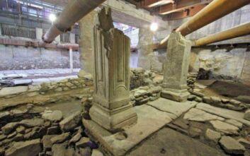 Κοινή ανακοίνωση των 7 φορέων που προσέφυγαν στο ΣτΕ για τις αρχαιότητες στον σταθμό μετρό Βενιζέλου