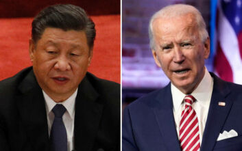 Η Κίνα πήρε θέση για το αποτέλεσμα των εκλογών στις ΗΠΑ: Ο πρόεδρος Σι συνεχάρη τον Τζο Μπάιντεν
