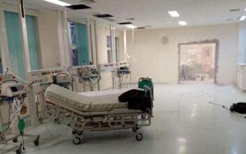 Αλεξανδρούπολη: Γκρεμίζουν τοίχους στο νοσοκομείο για να φτιάξουν ΜΕΘ