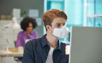 Η LG ανακοινώνει τη διαθεσιμότητα της μάσκας LG AIR PURIFIER PURICARE™ παγκοσμίως