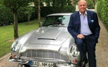Αντιδήμαρχος Αθηναίων: «Νοσταλγώ το ωραίο μου σπίτι μου στο Baden Baden και την αγαπημένη μου Aston Martin»