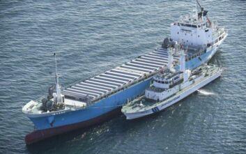 Ιαπωνία: Τουλάχιστον ένας νεκρός από τη σύγκρουση φορτηγού πλοίου με αλιευτικό