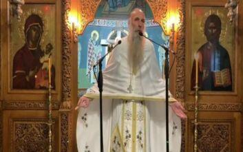Παρέμβαση εισαγγελέα για τις δηλώσεις ιερέα για τον κορονοϊό