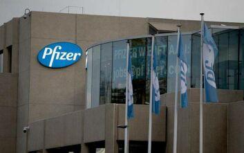 Pfizer και BioNTech ζητούν επείγουσα έγκριση του εμβολίου τους από την Ευρώπη