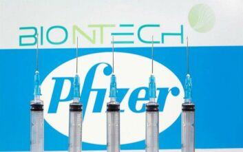 H Pfizer ζητά σήμερα άδεια για να κυκλοφορήσει επειγόντως το εμβόλιο για τον κορονοϊό