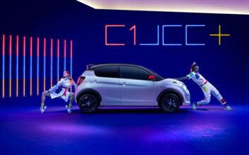 Ο Γάλλος σχεδιαστής μόδας Jean-Charles de Castelbajac «άγγιξε» το Citroën C1 και το αποτέλεσμα είναι ξεχωριστό