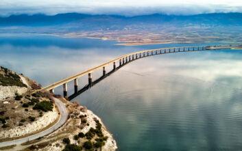 Η γέφυρα των ερωτευμένων βρίσκεται στην Κοζάνη